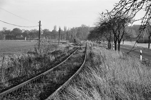 Strecke nach Hohenwulsch