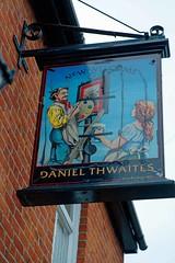 Lancashire Pub Signs