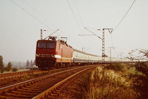 D 468 Dresden - Stuttgart
