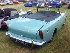 Sunbeam Alpine Series II (1960)