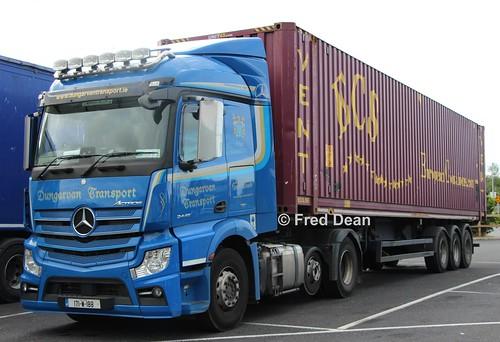 Dungarvan Transport Mercedes-Benz Actros (171W188).