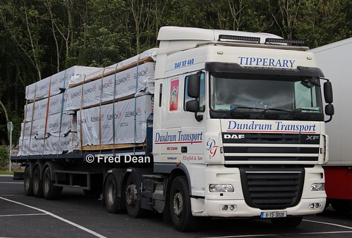 Dundrum Transport DAF XF (11TS3028).