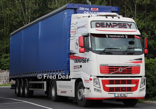 Dempsey Volvo FH (12WH298).