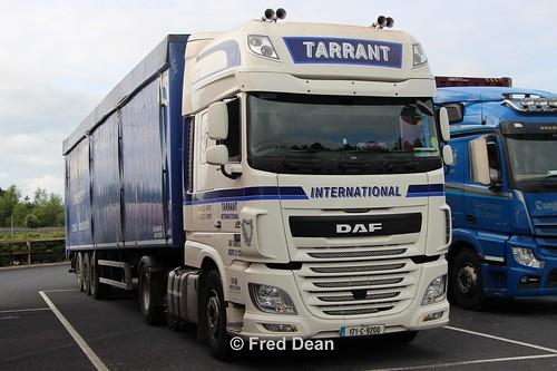 Tarrant International DAF XF (171C9200).