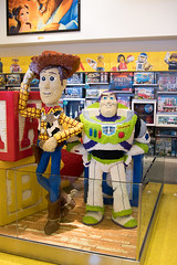 Lego Woody and Buzz