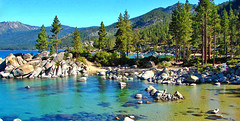 Sand Harbor, Lake Tahoe 2010