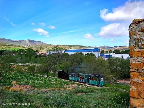 El tren de Utrillas.