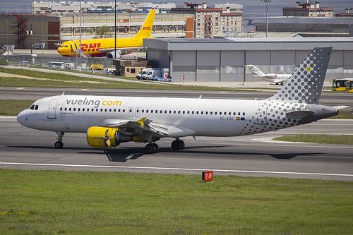EC-KDX | Vueling Airlines | Airbus A320-216 | CN 3151 | Built 2007 | LIS/LPPT 01/05/2018