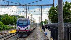 Amtrak Northeast Corridor Siemens ACS-64 #643