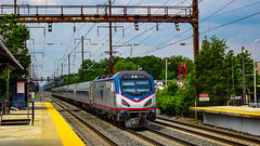 Amtrak Northeast Corridor Siemens ACS-64 #623