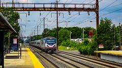 Amtrak Northeast Corridor Siemens ACS-64 #623