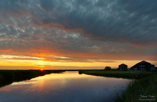 Sunset Ilperveld