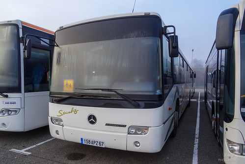 Mercedes-Benz Conecto Ü n°158 - Keolis STRIEBIG