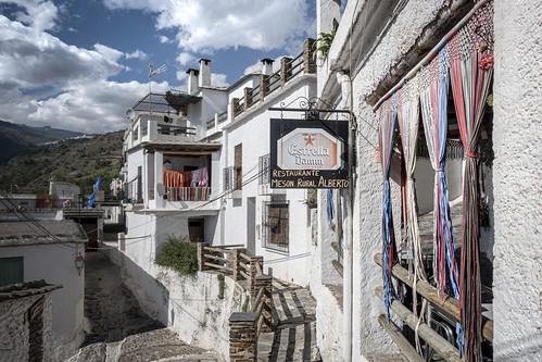 La Alpujarra - Pampaneira