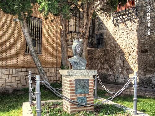 Ocaña (Toledo) 20190622 07 Isabel I de Castilla