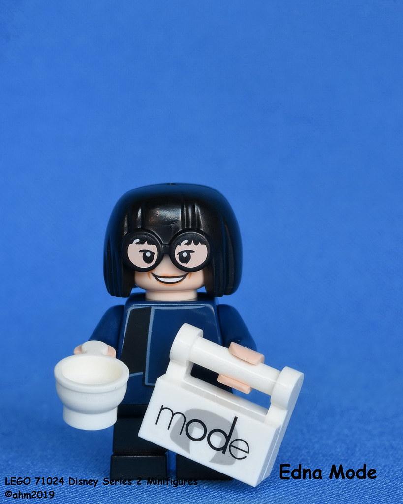 LEGO 71024 Disney Series 2 Minifigures 17 Edna Mode