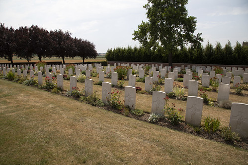 Bus House Cemetery Ypres