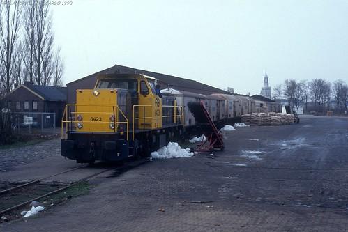 NS 6423 @ Kampen