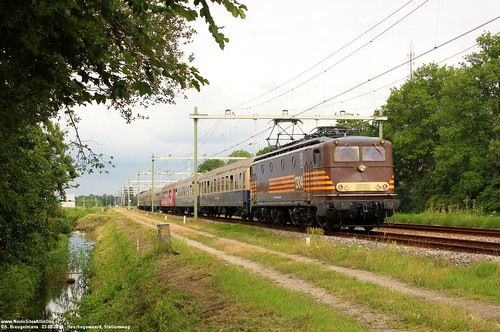 FairTrains 1304 + excursietrein & RXP 1251 - Heerhugowaard 03-08-2019.