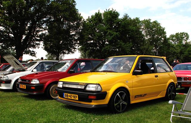 Photo:1986/1989 Toyota Starlet 1.5/1.3 Turbo By rvandermaar
