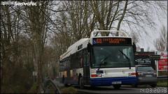 Heuliez Bus GX 317 GNV - Tisséo Voyageurs / Tisséo n°0424
