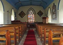 Church Of St. Giles, Calke