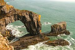 stacker, Pembrokeshires Coast National Park, Pembrokeshires, Wales