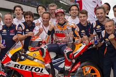 Marc Márquez. GP de la República Checa 2019