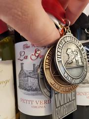Award Winning Petit Verdot