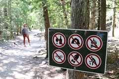 Canada Park's Rules