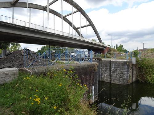 Saint-Léger, le canal de l'Espierres en2019 (4)