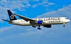N653UA 767-3009 United Airlines