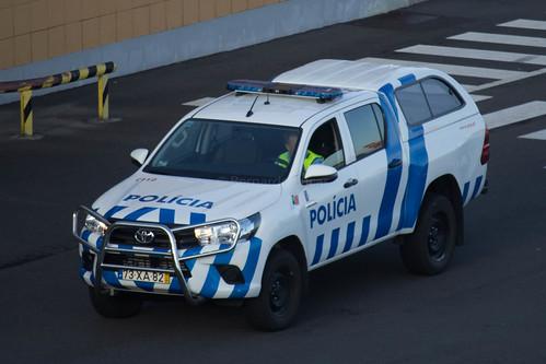 PSP - Toyota Hilux