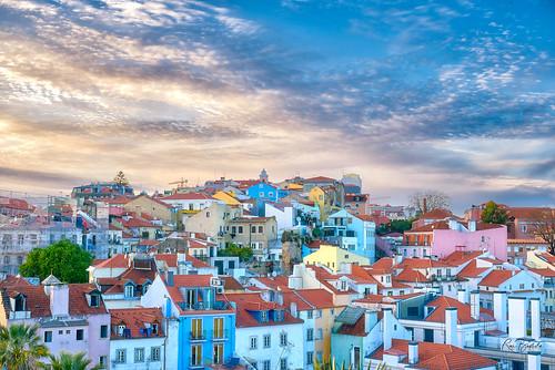Lisbon's Light and Colors!