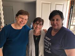 Mary, Mom, & Ann