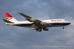 British Airways, G-CIVB : Negus Retro Livery