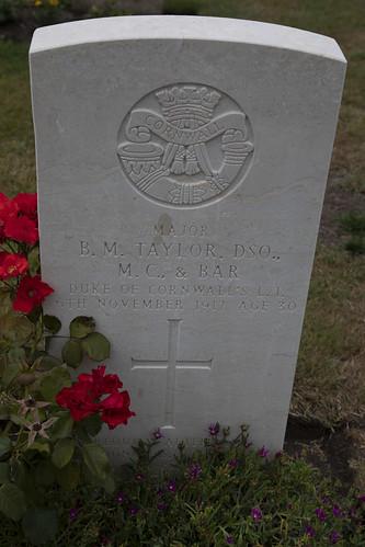 Ridgewood Military Cemetery.