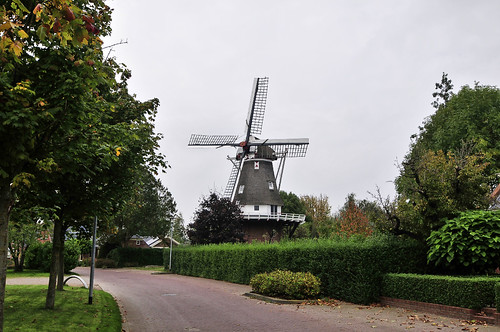 Windmühle Zandeweer