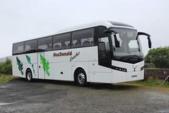 MacDonald Coaches, Balallan.