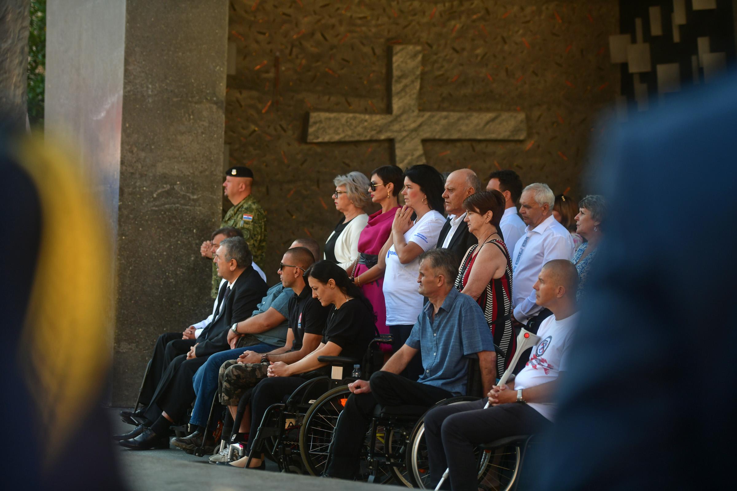 Obilježena 24. obljetnica vojno-redarstvene operacije Oluja