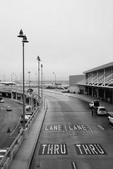 Lane Thru | SAT Airport
