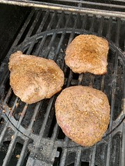Louisiana Grills Cooking