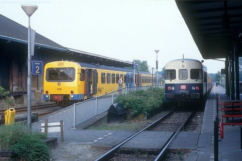 NS 3216 & DB 624 @ Winschoten