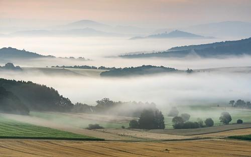 *Morning magic in the volcanic Eifel*