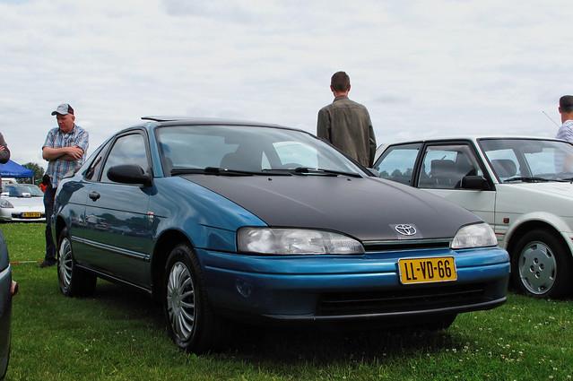 Toyota Paseo De 1996