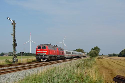 Railsystems RP 218 488 Klanxbüll