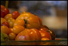 Image by NwongPR (nwongpr) and image name Heirloom Tomatoes photo  about Photo credit: Emrys Horton, EPH Photography / Provence Marinaside
