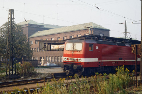 243 047 in Zwickau(Sachs)Hbf