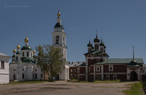 Temples of the Epiphany Monastery