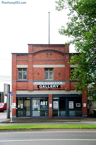 Fire Station Gallery Gore